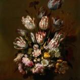 Hans Bollongier, Stilleven met bloemen