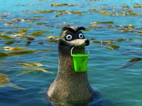 Vogliamo uno spin-off solo su Gerald la foca