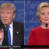 Dibattito Trump-Clinton; la pagella
