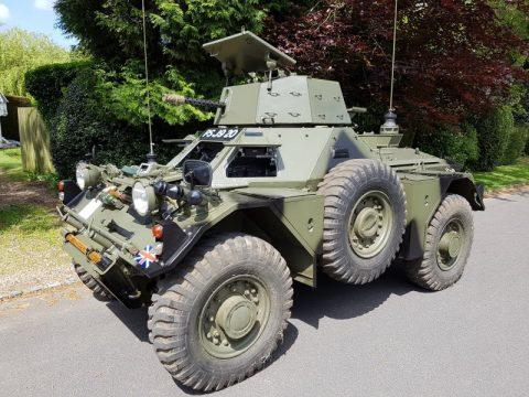 Daimler Ferret Mark 3