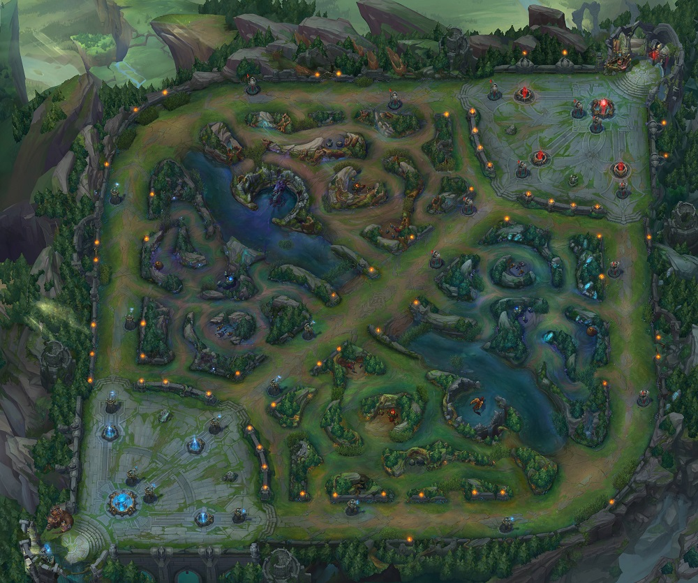 Arena di League of Legends