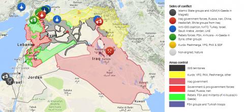 ritirata stato islamico