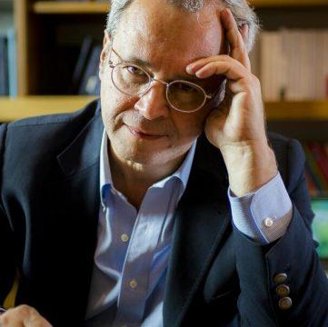 Enrico Mentana, il moderatore del dibattito