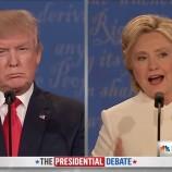 L'ultimo dibattito presidenziale; la pagella