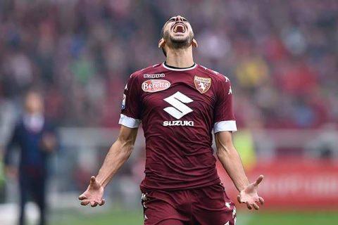 Zappacosta impreca contro una qualche Divinità - FOTO: Torino FC
