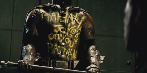 La tuta di Jason Todd, aka Robin