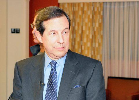 Chris Wallace, il moderatore del dibattito