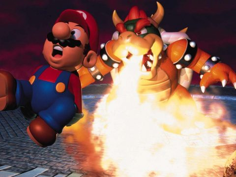 Bossfight - Bowser
