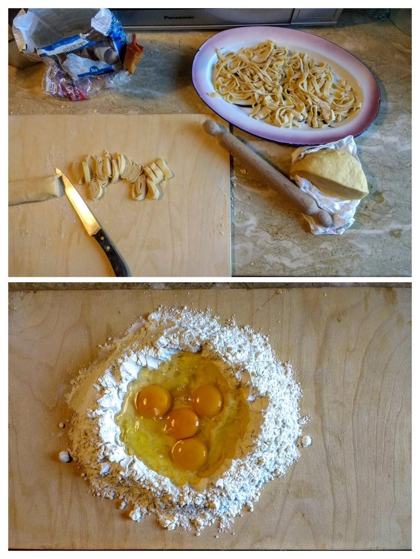 ricetta pasta ai funghi