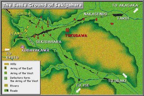 la-battaglia-di-sekigahara