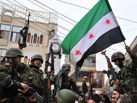 Ribelli dell'FSA