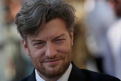 Charlie Brooker, autore di Black Mirror
