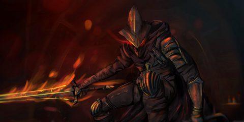 Bossfight - Abyss Watcher