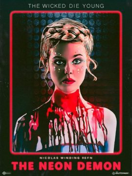 fanmade poster neon demon