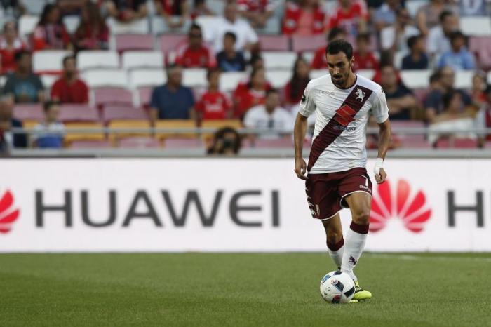 Davide Zappacosta durante la Eusebio Cup contro il Benfica a Lisbona, foto: gettyimages