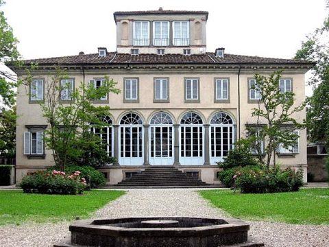 Villa Bottini, ogni anno teatro di qualche evento speciale al Lucca Comics