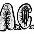 Anal Cunt symbol