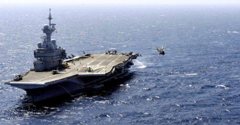 portaerei nucleare