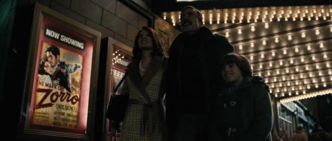 Famiglia Wayne al Cinema