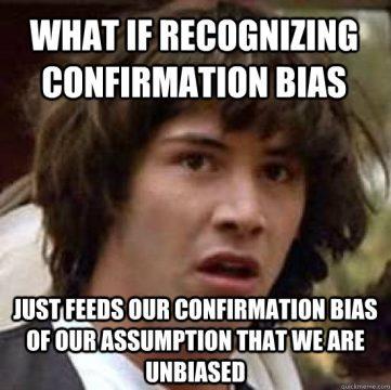 bias di conferma meme5