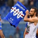 Soccer: Serie A; Sampdoria-Sassuolo