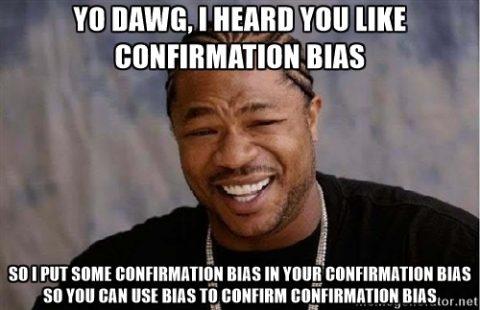 bias di conferma meme6