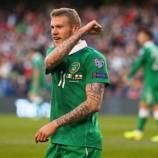 James McClean, il calcio che non dimentica
