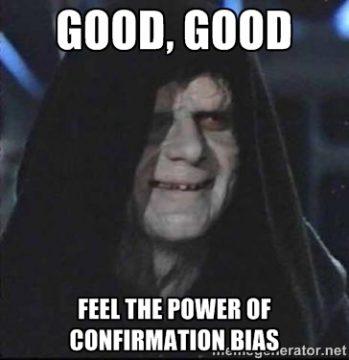 bias di conferma meme1