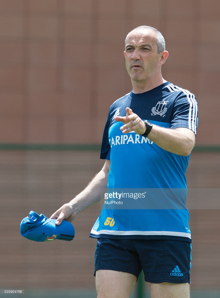 Il nuovo tecnico dell'Italrugby Conor O'Shea