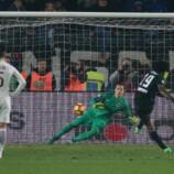 Soccer: Serie A; Atalanta-Roma