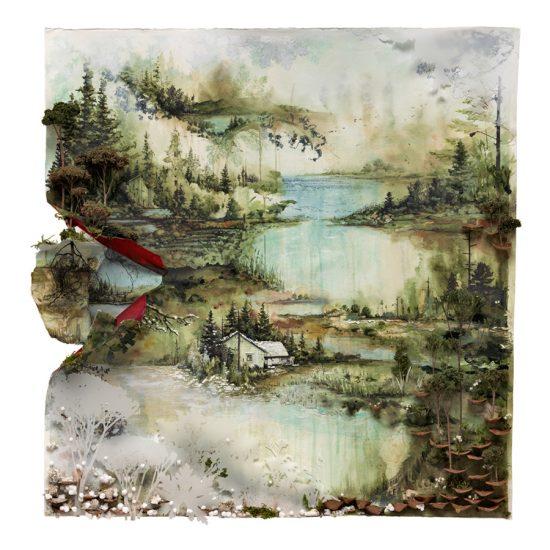 Bon Iver – Bon Iver, Bon Iver (Best Art Vinyl Winner 2011)