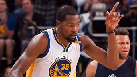 Durant Golden State Warriors