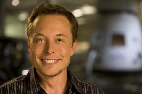 Elon Musk, imprenditore sudafricano.