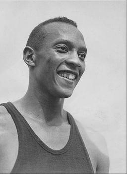 Jesse Owens, foto Wikipedia