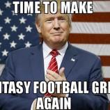 Donald Trump e l'America dello sport: odi et amo