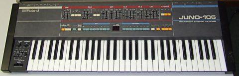 Sintetizzatori Roland Juno-106
