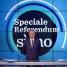 Il dibattito sul referendum negli studi di Porta a Porta