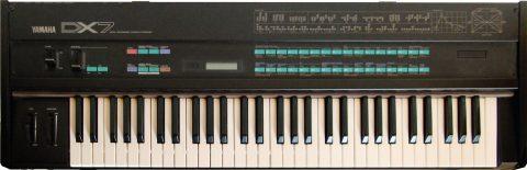 Sintetizzatori Yamaha DX7
