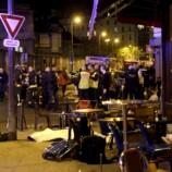 Serie di sparatorie ed esplosioni in centro a Parigi
