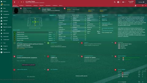 clasie football manager