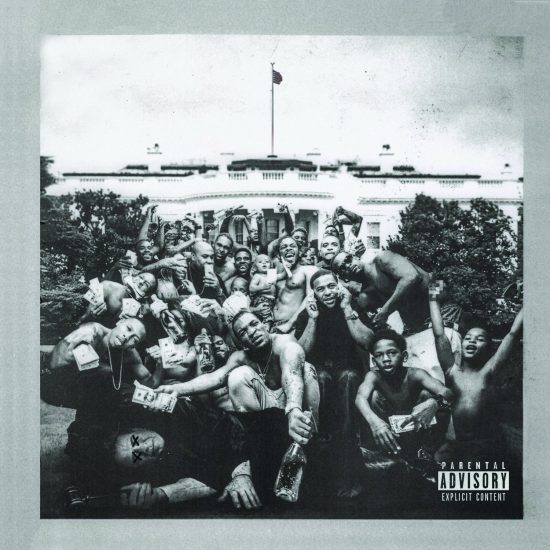 Kendrick Lamar – To Pimp A Butterfly (Best Art Vinyl Award 2015)