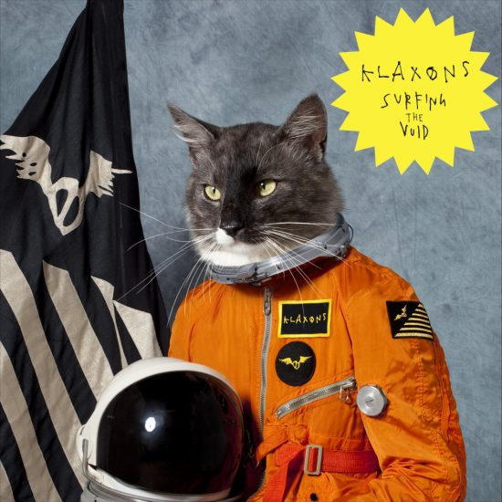 Klaxons – Surfing The Void (Best Art Vinyl Winner 2010)
