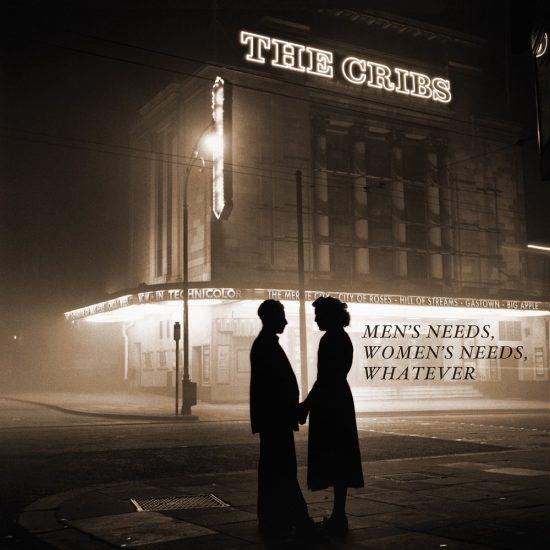 The Cribs – Men's Needs, Women's Needs, Whatever (Best Art Vinyl Winner 2007)