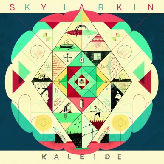Sky Larkin – Kaleide (Best Art Vinyl Award Winner 2010)