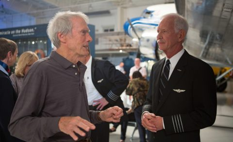 Clint Eastwood - Chesley Sullenberger