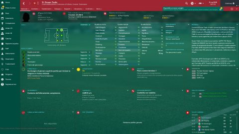 tadic football manager
