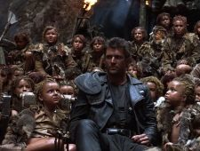 I was the leader of the lost boys before it was cool