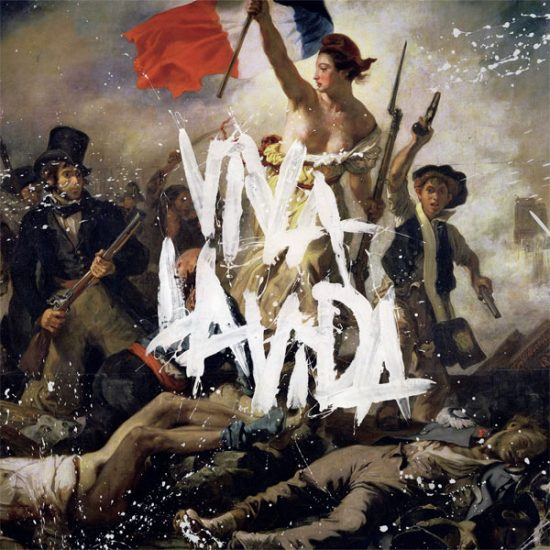 Viva la vida – Coldplay (Best Art Vinyl Winner 2008)