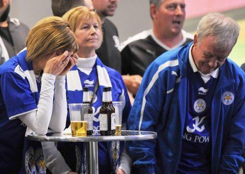 Il momento d'oro del Leicester si è esaurito? (Leicester City FC via Getty)