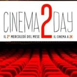 Cinque consigli per il Cinema2Day – Dicembre 2016